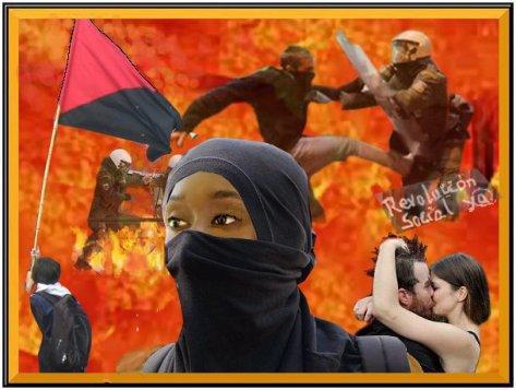 Social Revolution now!