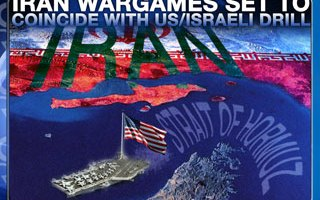Iran War to 'boost US War Corporations'..Stop Them NOW!
