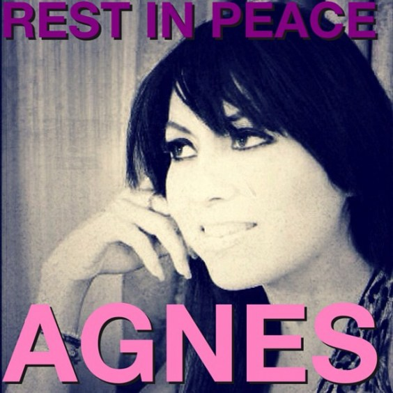 Remembering Agnes..Stop Hate Crimes! (2/2)
