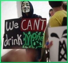frack toxic water