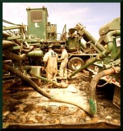 fracking tight oil