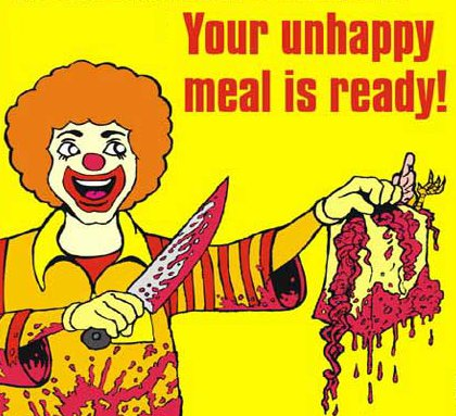mcdonalds unhappy meal ready