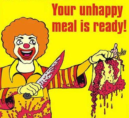 mcdonalds unhappy meal ready