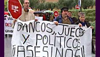 Bankia occupied after Debt Suicides