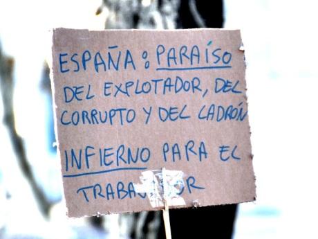 Resultado de imagen de España es el paraíso de los trabajadores pobres