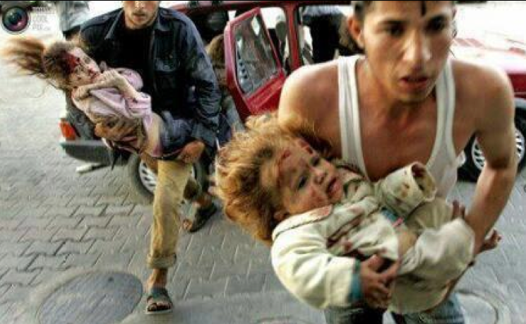 Criminal Israeli State provokes another one-sided Cycle of Terror