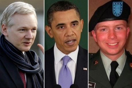 Obama goes along with permanently incarcerating Bradley Manning for telling the truth, and now allocates millions to ousting the Ecuador Govt.. just to get at Julian Assange who they've given refuge to.