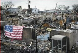 Hurricane Sandy was another wakeup call that  Americans refused to listen to