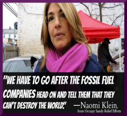 confront fossil fuels