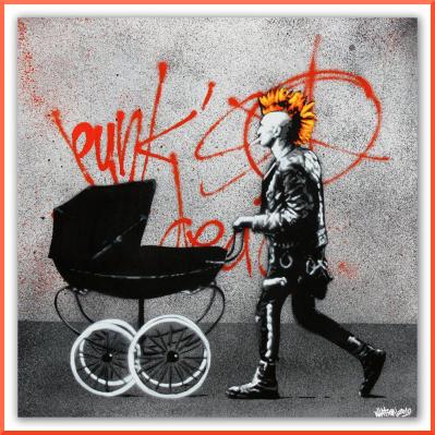 punk pram