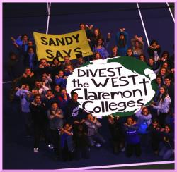 sandy says divest
