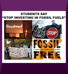 stop fossil fuels