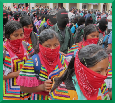 The Zapatistas live, organize and work in a reality of great material shortages, which they supply with creativity and dedication. They have clear objectives that transcend generations; their arguments have been irrefutable, the vitality and consistency of their convictions have been a school of life for thousands of Mexicans. An affectionate embrace for all the Zapatistas who, there in their communities, are struggling every day to build a better future for our country. As they say over there: you are not alone!