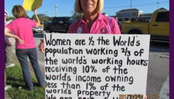 Do we still need Feminism?..Of COURSE, it's a Way of Life!