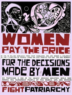 fight patriarchy