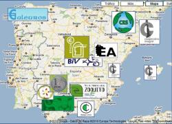 Coop 'money' systems on Spain 2012