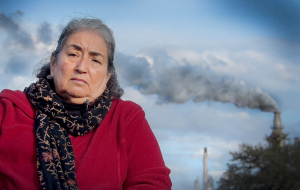 María Jiménez, TEJAS Board member, life-long resident of Houston's toxic East End