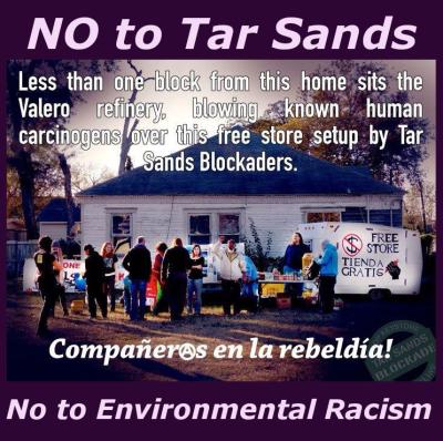 no Tar Sands