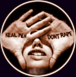 real men dont rape