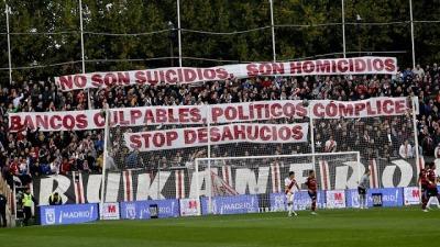 bukaneros reivindicacion politica nov 2012