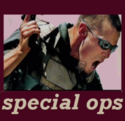 special ops.