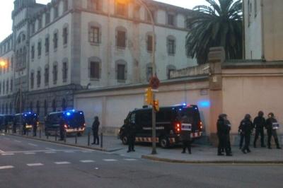 the ''Model''Prison in Barcelona