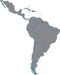 ¿Donde está 350? Ver a todos los amigos y aliados de 350.org en América Latina y España