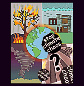 stop climate chaos
