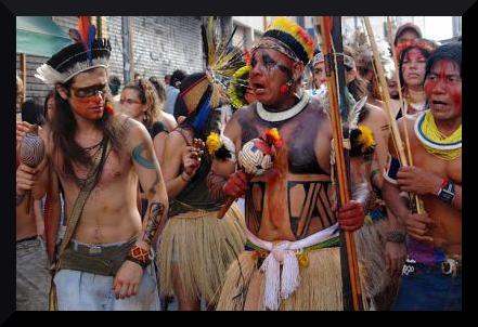 Xingu rising