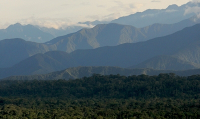 western amazon mountains