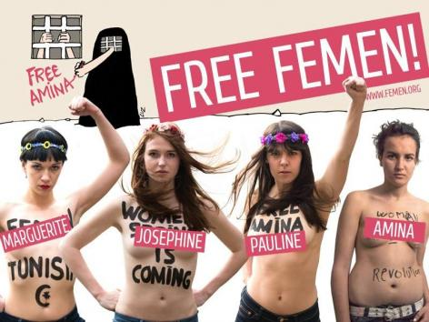 Femen-activists-detained-as-Tunis-trial-ajourns