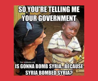 lets bomb syria