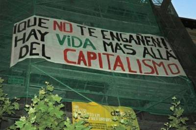 ''Don't let them fool you..   There is Life beyond Capitalism''