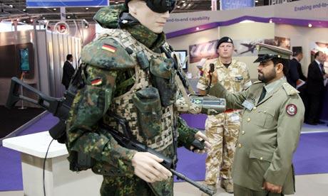 DSEI arms fair