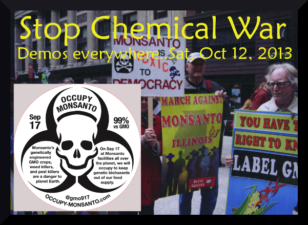 stop chemical war