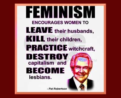 anti feminist robertson