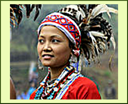The main features of the Garo tribes are the women. The Garo women are the property owners and there is a custom where the youngest daughter inherits the property from her mother. Unlike other marriages, in this tribe a man shifts to his wife's place after the marriage rituals are over.