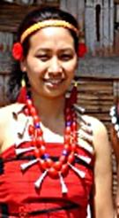 rengma woman