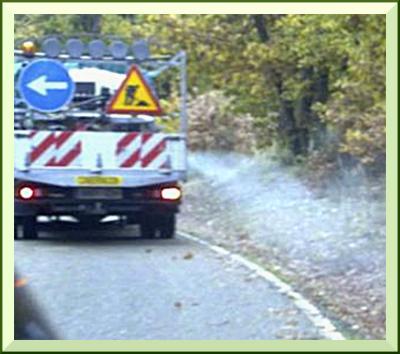 stop herbicide spraying