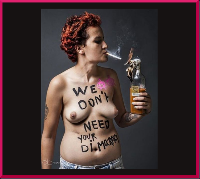amina the anarcha feminist