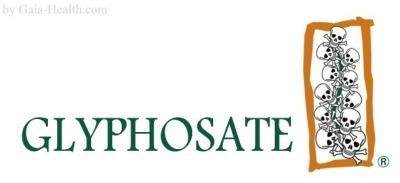 Glyphosate-on-Modified-Monsanto-Logo