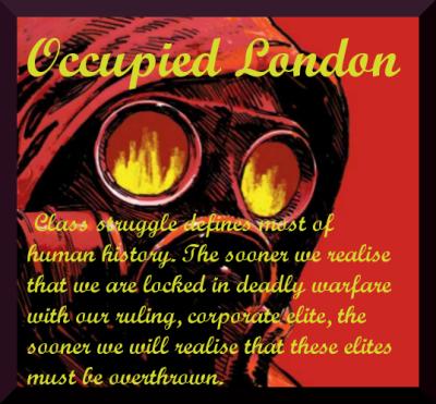 occupied london