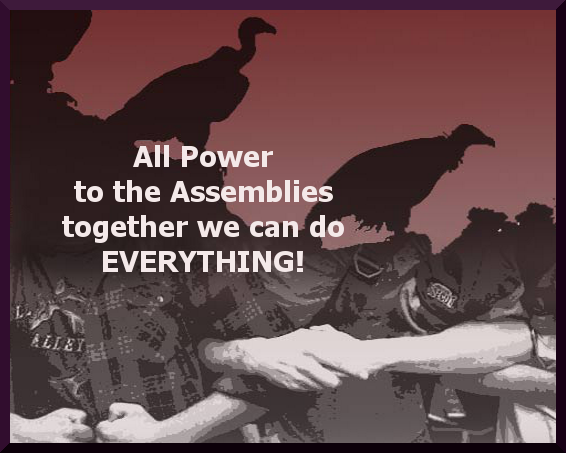 ALL POWER TO THE ASSEMBLIES