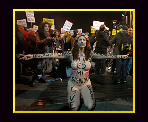 femen a rodea congreso 14d