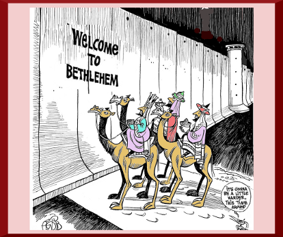 welcome to bethlehem
