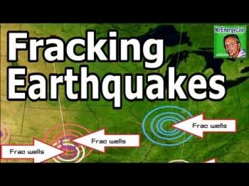 Fracking caused 5.3 Quake in La Habra, Los Angeles, closing Disneyland
