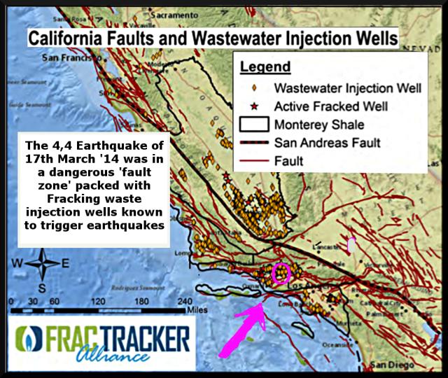 Frack Quakes