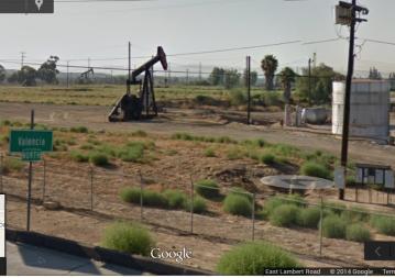 frack wells La Habra