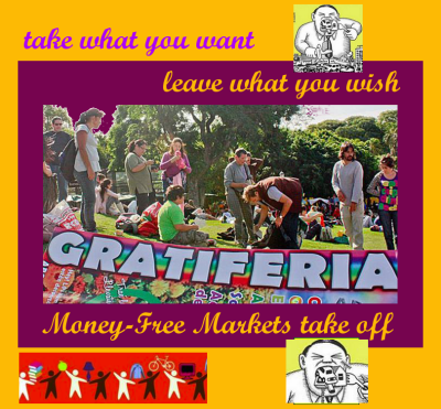 Gratiferias: The Markets Where Everything Is Free