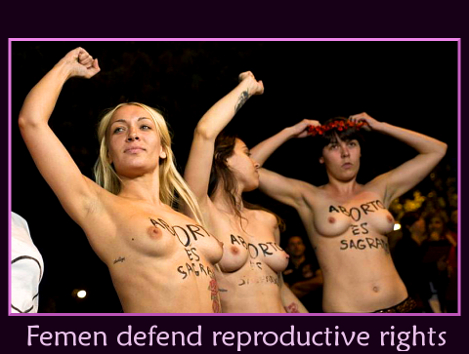 defend reproductive rights
